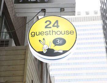 24 Guesthouse Cheonggyecheon