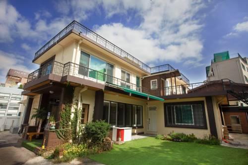 24 Guesthouse Namsan Garden