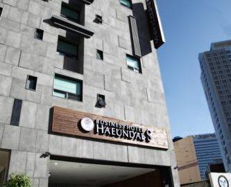 Business Hotel Haeundae S