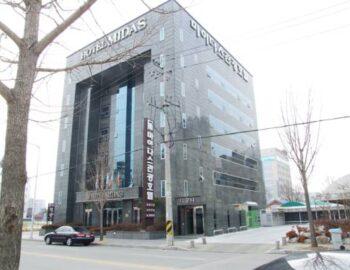 Midas Hotel Gwangju