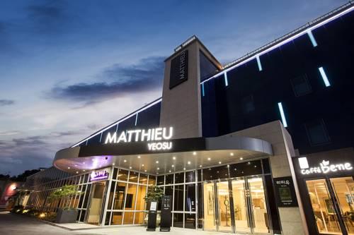Hotel Matthieu Yeosu