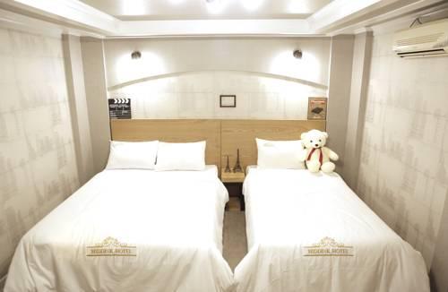 Gwangju Sejong Hotel