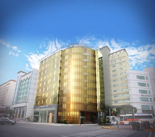 Ramada Encore Hotel Jeju Yeon-dong