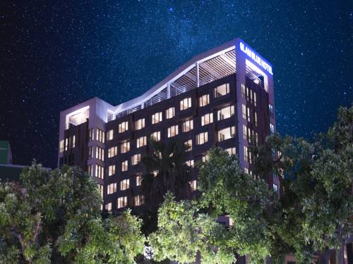 Glam Blue Hotel Jeju