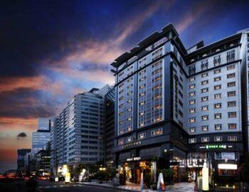 Gangnam Artnouveau City