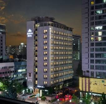 Hotel Atrium (Formely Ramada Jongno)